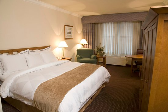 MEPS Hotel - Review of Hotel Cleveland Gateway, Cleveland