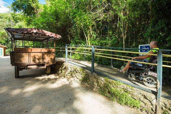 Hotel Fazenda Campo dos Sonhos: Passeio de Trator (com rampa acessível)
