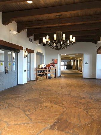 Hyatt Regency Tamaya Resort & Spa: Entry