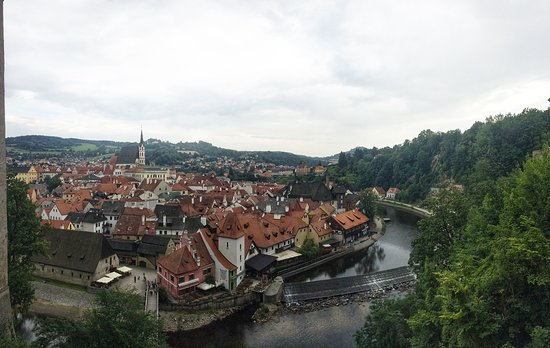 Cesky Krumlov, Tschechien: Beautiful places in the heart of Europe