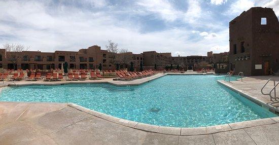 Hyatt Regency Tamaya Resort & Spa: one of the many pools