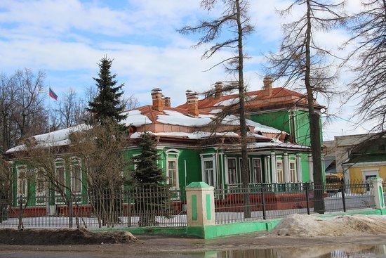 Merchant Pavlov Manor
