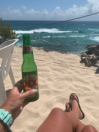 Cozumel Bar Hop: View from Coconuts