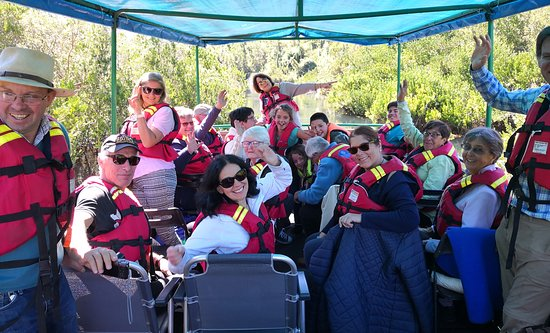 Exploradores del Rio Maullin
