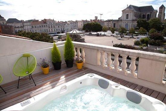 La villa dolce suites chambres d 39 hotes la rochelle - Chambres d hotes la villa alienor ...