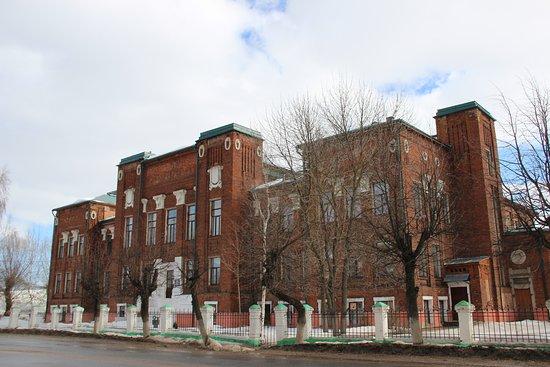 Male Gymnasium
