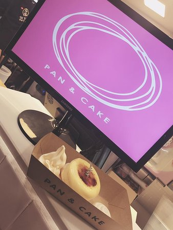Very tasty Japanese style pancake!