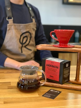 Ruma's Coffee : V60