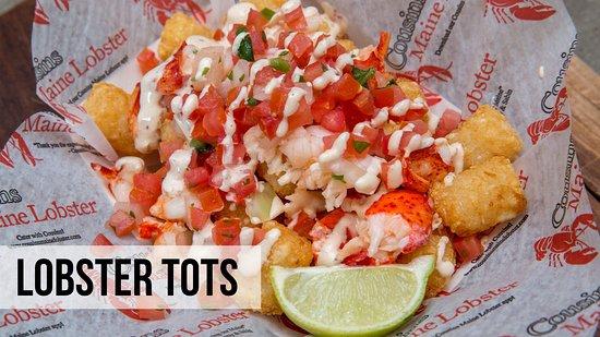 Lobster Tots