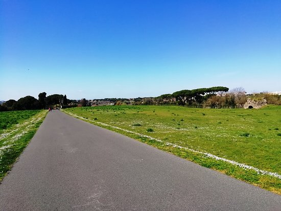 Parco Regionale dell'Appia Antica: 公園内の様子