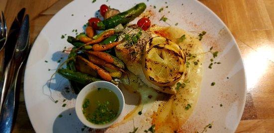 CHAR Modern cocina & grill: Ryba dnia :)
