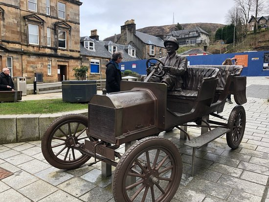 Bronze Ford Model T