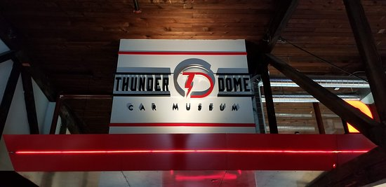 Thunder Dome Car Museum照片