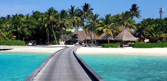 W Maldives is a WOW!