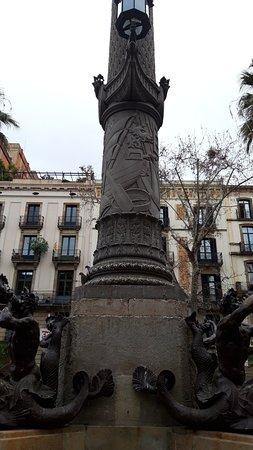 Placa Del Duc De Medinaceli