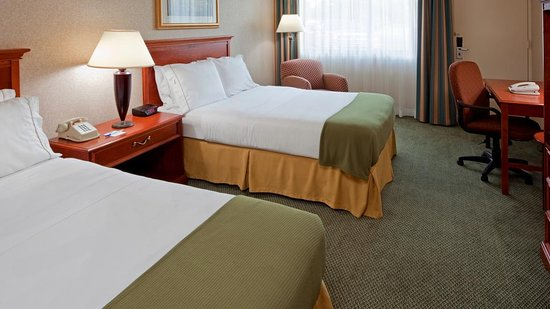 Quality Inn: New rooms