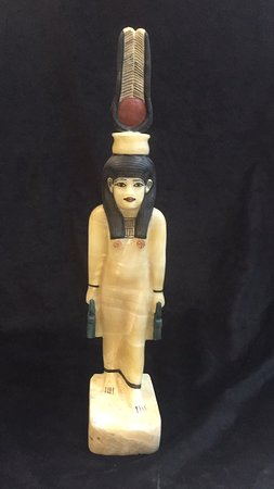 The fine Arts only at imhotep alabaster Luxor