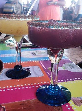 Taco y Tequila Cozumel: Margaritas