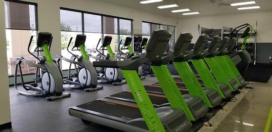 Fitness 1440 San Antonio