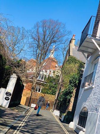 Holly Walk, near Church Row