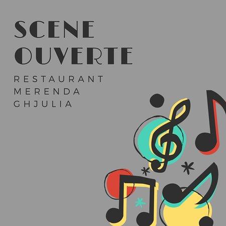 Porto-Vecchio, Frankrike: Des instruments à votre disposition  Soirée avec groupe Corse et autres