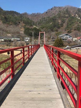 Ayu no Tsuribashi: 橋が良い感じ