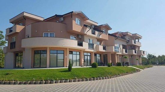 Veliko Gradiste, Sérvia: Panorama apartmani Srebrno jezero