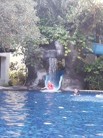 巴厘帕德瑪酒店照片