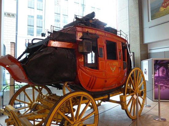 Wells Fargo Museum: Coach