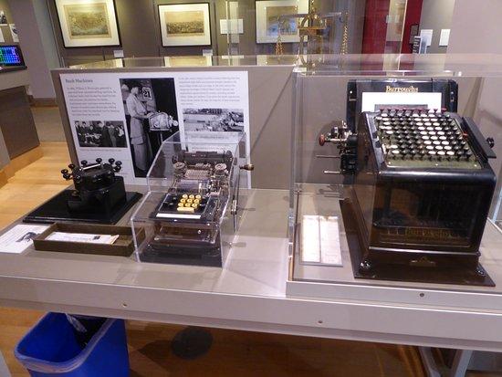 Wells Fargo Museum: Calculator