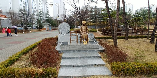 Dongducheon, Zuid-Korea: 소녀상1