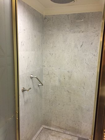 Park Tower, a Luxury Collection Hotel, Buenos Aires: Grand Deluxe Room shower