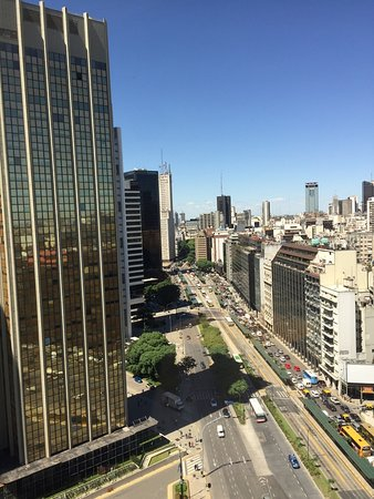 Park Tower, a Luxury Collection Hotel, Buenos Aires: View from Room