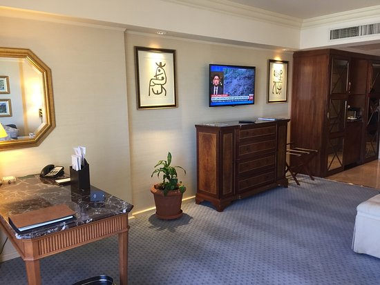 Park Tower, a Luxury Collection Hotel, Buenos Aires: Grand Deluxe Room