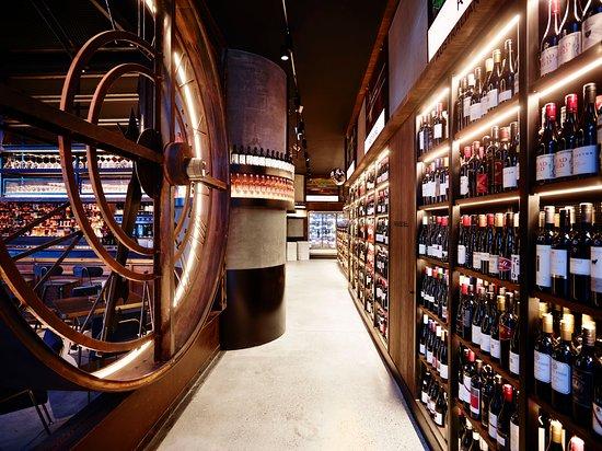 Bel & Brio: Cellar