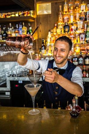 Bel & Brio: Our barista Daniele