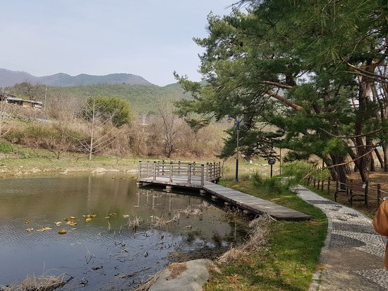 Deokdong Cultural Village
