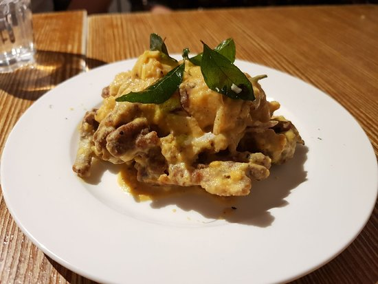 Salted Egg Softshell Crab (Sides)