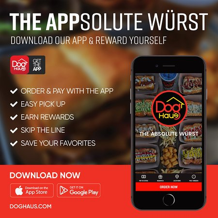 REWARD YOURSELF – download our app today