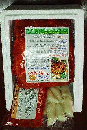 포장닭갈비 판매 1kg-13,000원. 3kg-36,000원. 5kg- 60,000원