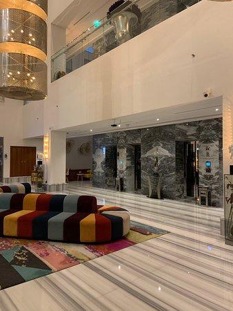 Beautiful hotel and amazing staff