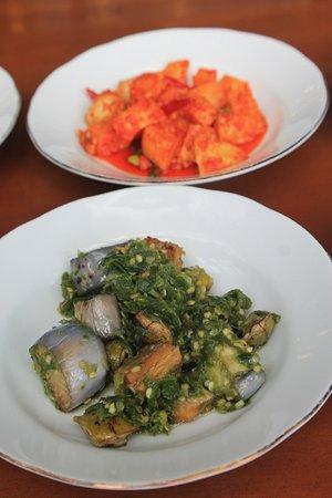 Sepiring Padang: makanan
