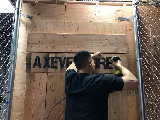 AxeVentures Axe Throwing