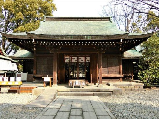 Kawagoe Hikawa Shrine