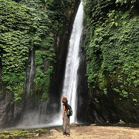 Bayu Ubud Driver: 📍Munduk Waterfall, North Bali.