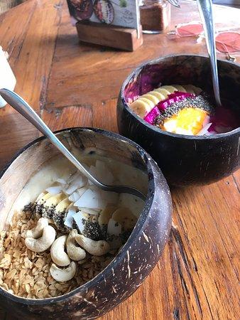 Nalu Bowls Shelter Bali: Bowls were nice