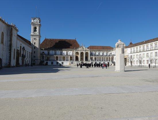 Universidade de Coimbra Alta & Sofia: Universidade