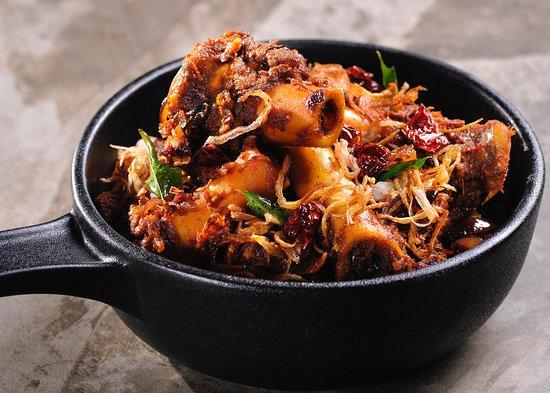Aliyaa Island Restaurant & Bar: Mutton Bone Varuval