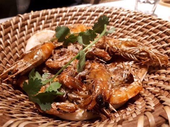 Sedap Malaysian Delights (The L. Place): 胡椒蝦