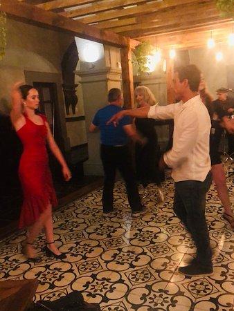 Salsa With rolando